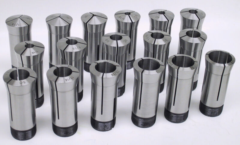 New Arrivel, 17PC 5C Collet Set
