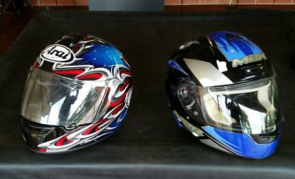 Motor / Go Kart Helmets and Suits
