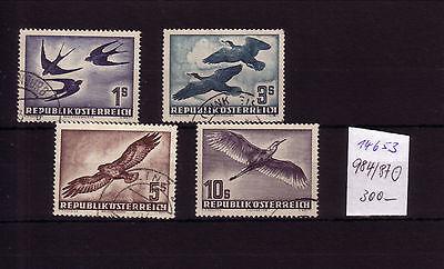 Österreich  984/87   o   Michel 300.-    K 14653