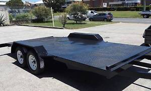 Car Trailer Hire  With Electric Winch Richardson Tuggeranong Preview