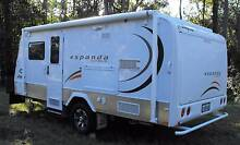 2012 Jayco Expanda Outback Model 16.49-3HL Lismore Area Preview