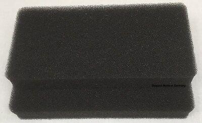 2 x Schwammfilter für Gorenje D 7465  SP-10 / 320 Wärmepumpentrockner Filter   X