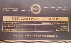 Furniture Removals & Yard Clean Ups South Perth South Perth Area Preview