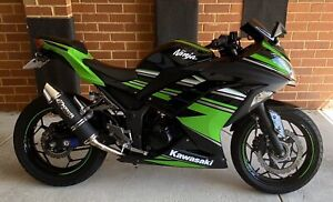 Kawasaki Ninja 300 ABS 2017 KRT Replica
