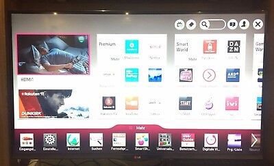 47 LG 47LA6608 Full HD 1080p Smart 3D LED TV Fernseher