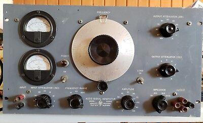 Hphewlett Packardagilentkeysight 205ag Audio Signal Generator See Description