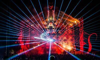Tomorrowland Live Events Live DJ-Sets DVD Compilation (2018)