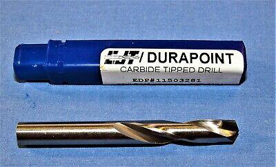 """Jobber Length Drill Bits 21//64/"""" 6 each HSS Hertel 71205801"""