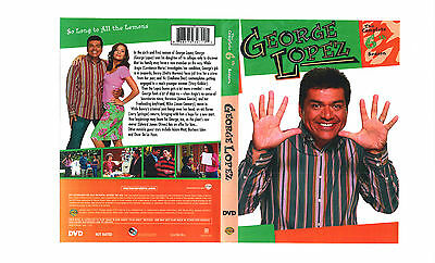 The George Lopez Show  The Complete Sixth Season  Dvd  2015  2 Disc Set