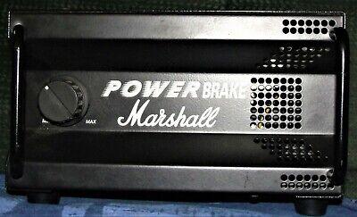 Marshall Power Brake PB100 Power Soak Inductive Speaker Attenuator 100 Watt