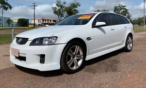 2008 Commodore SV6 Sportwagon, RWC & NT Rego. Warranty Available! Holtze Litchfield Area Preview