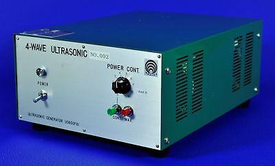 842 KOKUSAI ELECTRIC ALPHA 4-WAVE ULTRASONIC GENERATOR U0600FXI
