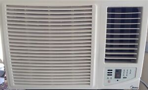 Midea window / wall air conditioner 5.5kw cool 4.7kw heat!!!