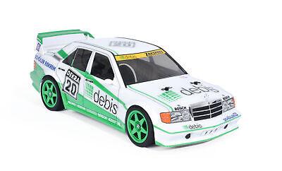 300058638SET Tamiya Mercedes-Benz 190E Diebels Alt Zakspeed TT-01E Komplettset