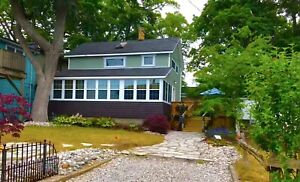 Swell Grand Bend Cottage Rentals Vacation Rentals In Ontario Home Interior And Landscaping Mentranervesignezvosmurscom