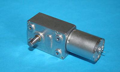 Getriebe Motor elektrisch 12V - 2 U/min / für Modellbau  usw.