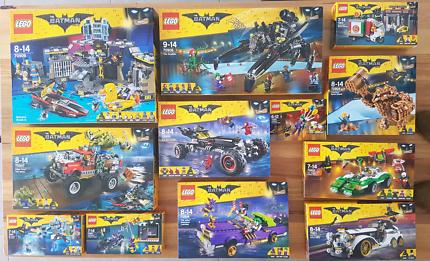 Lego Batman The Movie x 12 Sets 70909 70908 70907 709076 etc
