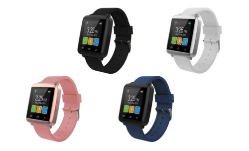RBX Smart Watch and Activity Tracker Sleep, Calls, Play Music For Android & iOS