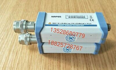 1pc Rohde Schwarz Nrp8s Power Sensorby Dhl Or Ems 60-day Warranty H958h Dx