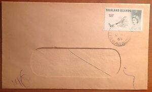 FALKLAND ISLANDS. 1965 COVER WITH SG193a