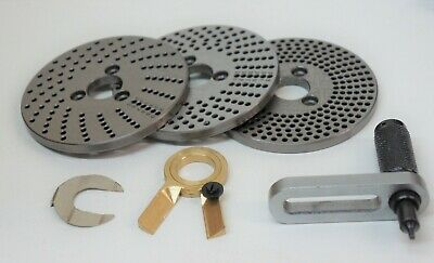 Dividing Plate Set For 4 5 And 6 Rotary Tables