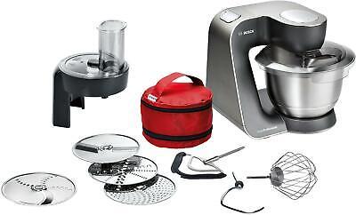 Bosch MUM59N26DE Home Professional Küchenmaschine, 1000W, 3D PlanetaryMixing, sc