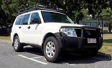 2010 Mitsubishi Pajero 3.2lt Turbo Diesel with extras Ipswich Ipswich City Preview