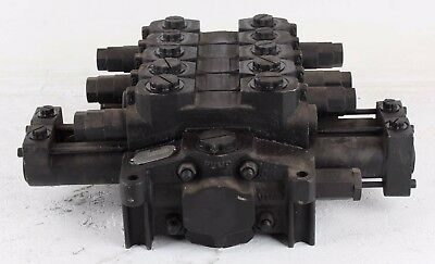 New 347-9205-720 Parker Commercial Hydraulic Control Valve