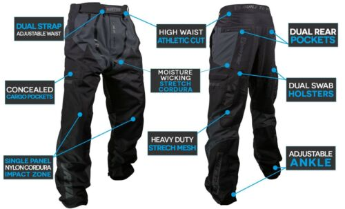 Virtue Paintball Breakout pants Size S