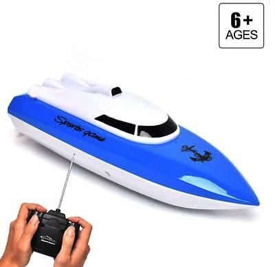 RC boat Water Cooling High Speed Remote Control Boat Watercraft Toy SALE 50%