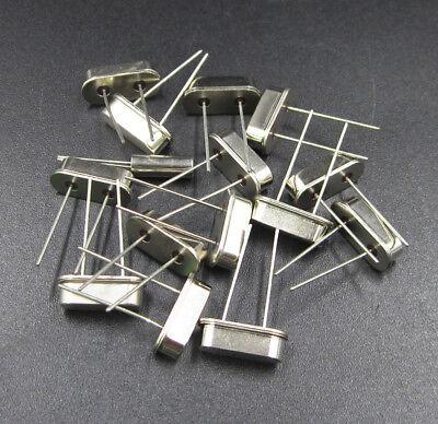 15 Values 15pcs Hc-49s Dip Crystal Oscillator Kit Us