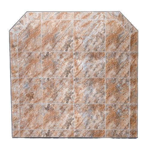 Standard or Corner Remmington Hearth Pad 40 x 40, 48 x 48, or 54 x 54