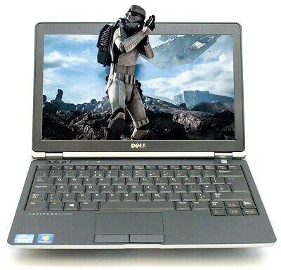 Dell E7240 gaming laptop cheap Intel I5 4th 3.0Ghz 16GB 128GB SSD Win 10 HDMI