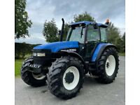 Ford New Holland 8360 Tractor