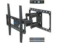 TV Wall Mount. Swivel and Tilt for Most 26-55 Inch LED, LCD, OLED