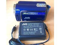 JVC Everio GZ-MG330 SD hard disc drive camcorder digital video camera HDD