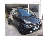2014 SMART FORTWO GRANDSTYLE COUPE,AUTO,PETROL,ZERO TAX,LEATHER,SATNAV,PANROOF,LOW MILE,FULL HISTORY
