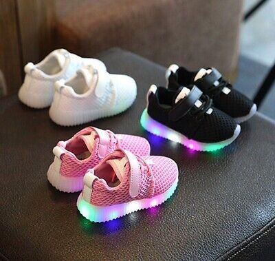 Blinkschuhe Kinderschuhe LED Sneaker Leuchtschuhe Schuhe Sportschuhe 23 24 25 26 online kaufen