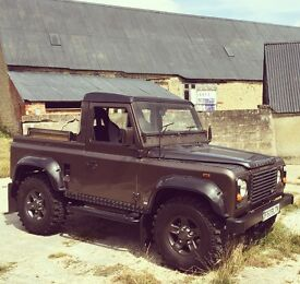 Land Rover Defender 90 for sale - Lots spent on it!