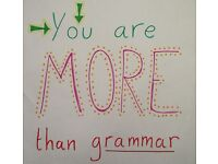 MoreThanGrammar - English and confidence tuition