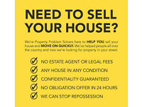 We Buy Houses In Any Condition - We Are Property Problem Solvers