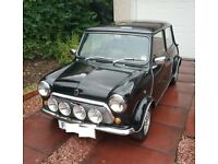 Classic Austin Mini Mayfair 1989 Auto 1275cc
