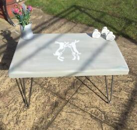 Beautiful Shabbychic Rustic coffee table