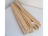 Replacement Wooden Bed Slats