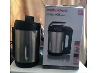 Morphy Richards Soup Maker And Blender