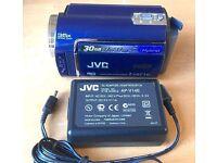 JVC Everio GZ-MG330 SD hard disc drive camcorder digital video camera HDD