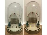 Handmade Christmas dome