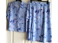 Ladies suits (skirt and trouser suits), sizes 12, 14 and 18 , some NEW. £3.50 - £10 each