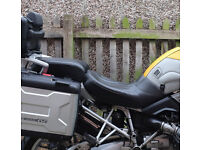 Corbin Seat to fit BMW R1200GS