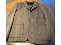 """Wool Jacket - XL - chest 44""""- 47""""- Men"""